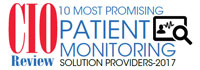 10 Most Promising Patient Monitoring Solution Providers - 2017
